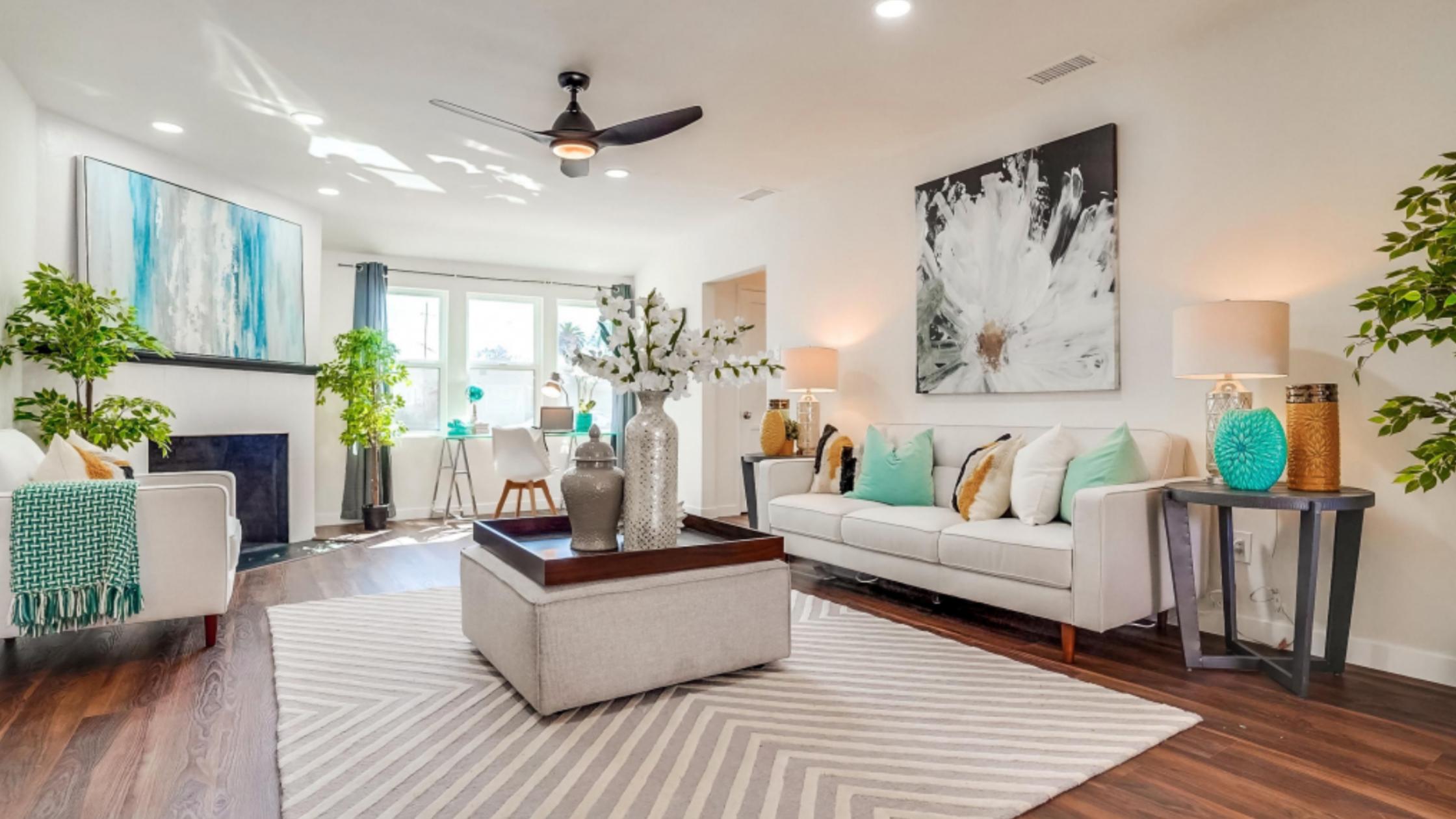 Long Beach interior design